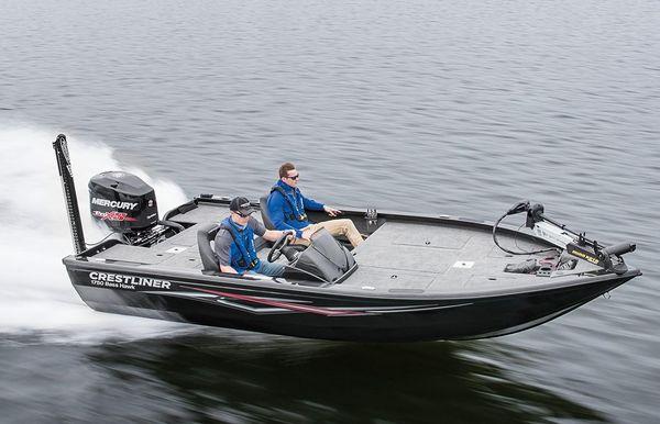 2019 Crestliner 1750 Bass Hawk