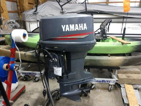 Yamaha Outboards C115TLRW image