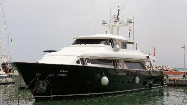 Ferretti Yachts Navetta 31