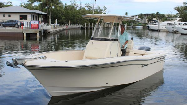 Grady-White Fisherman 230
