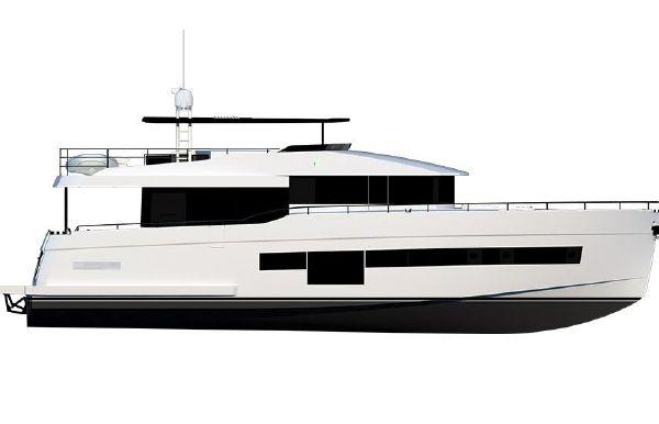 2021 Sundeck Yachts 850