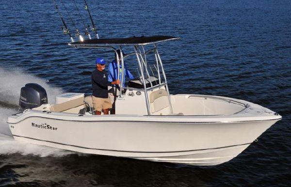 2017 NauticStar 20 XS Offshore