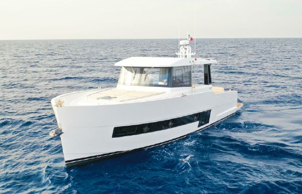 2021 Sundeck Yachts 430 S