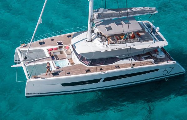 2020 Fountaine Pajot Catamaran Alegria 67