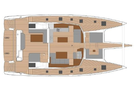 Fountaine Pajot Catamaran Alegria 67 image