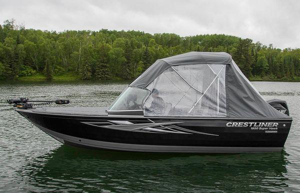 2018 Crestliner 1650 Super Hawk
