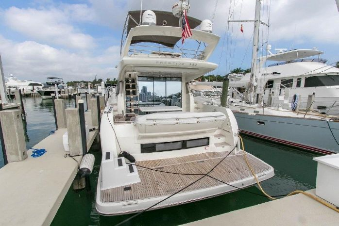 2015 Prestige Flybridge For Sale New England