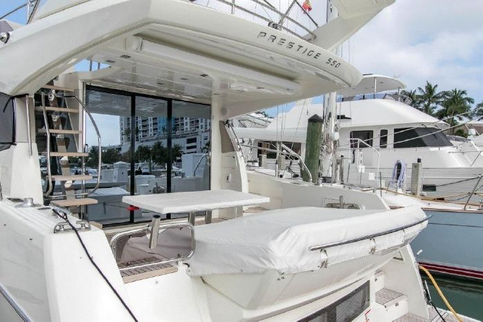 2015 Prestige Flybridge Brokerage BoatsalesListing