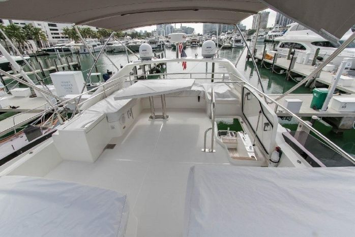2015 Prestige Flybridge Brokerage Rhode Island