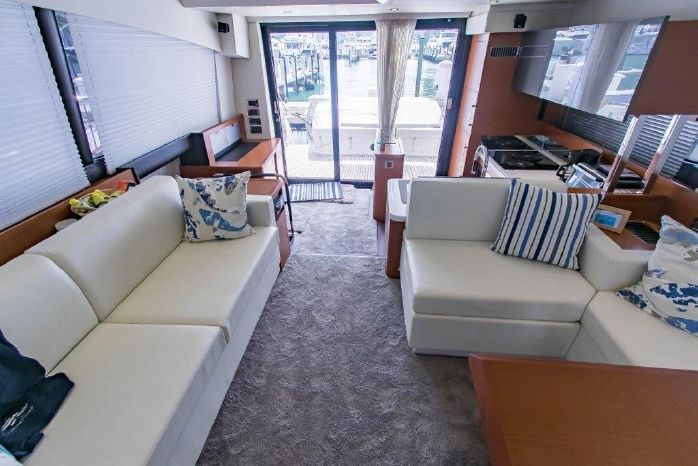 2015 Prestige Flybridge Broker Purchase