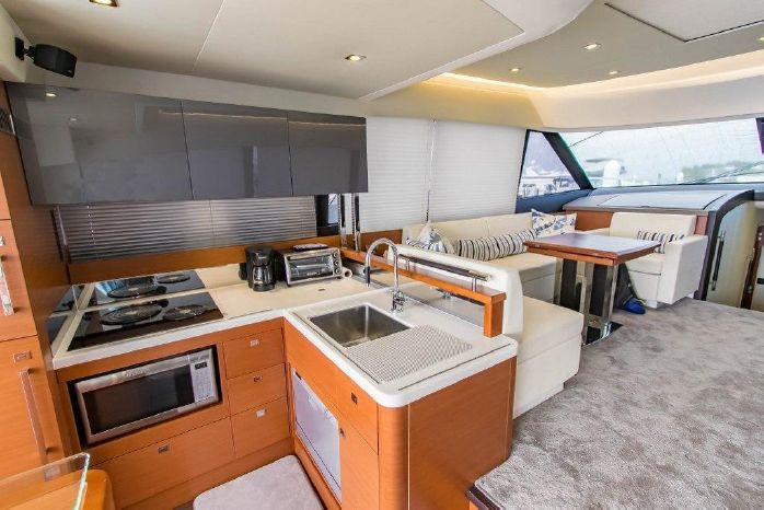 2015 Prestige Flybridge Brokerage Purchase