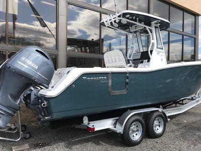 2021 Tidewater<span>272 CC Adventure</span>