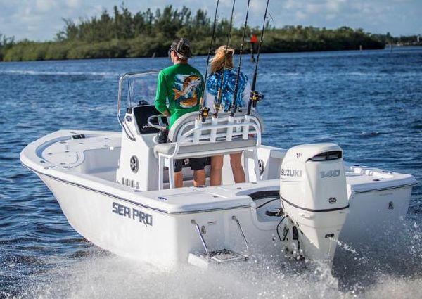 Sea Pro 228 Bay image