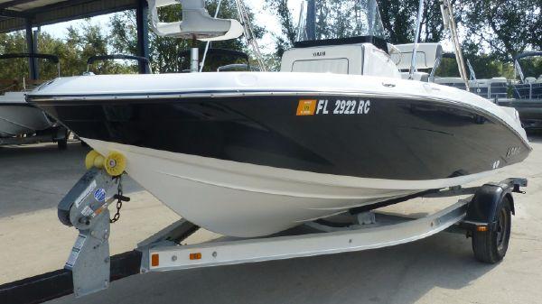 Yamaha 190 Fish Deluxe