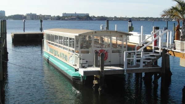 Trident 44 Passenger Tour Boat