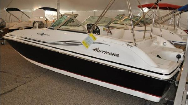 Hurricane SD187
