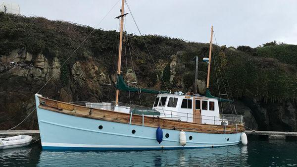 Custom 45' Admiralty Class MFV
