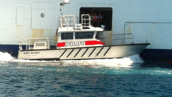 Pilot Metalcraft Kingston Pilot Boat