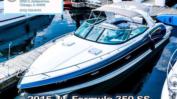 Formula 350 Sun Sport