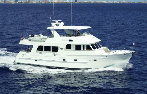 2017 Outer Reef 650 Motoryacht