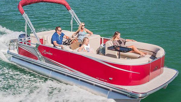 Avalon LSZ Cruise - 22'