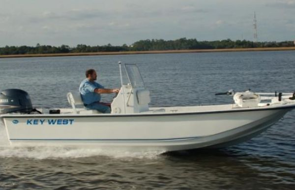 2019 Key West 197 Skiff