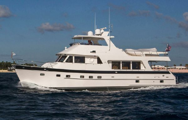 2017 Outer Reef Yachts 630 Motoryacht