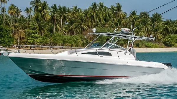 Gulf Craft Silvercraft 33