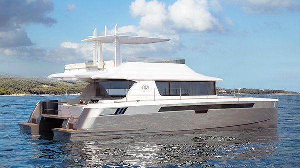 NISI GTX50 Catamaran