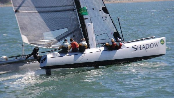 Morrelli Formula 40 Catamaran RD Boatworks SHADOW