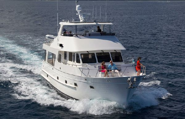2017 Outer Reef 610 Motoryacht