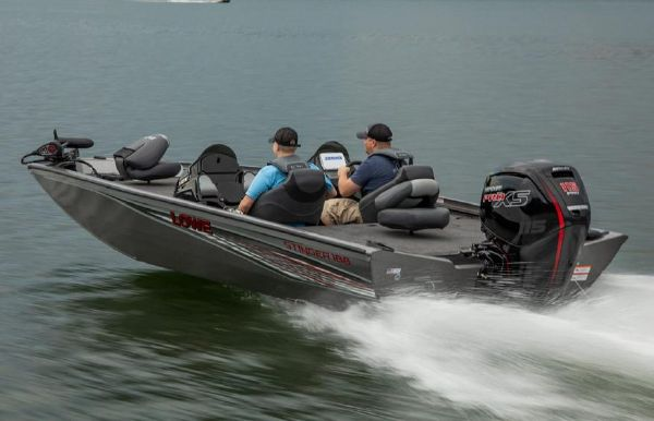 2020 Lowe Stinger 188 Dual Console