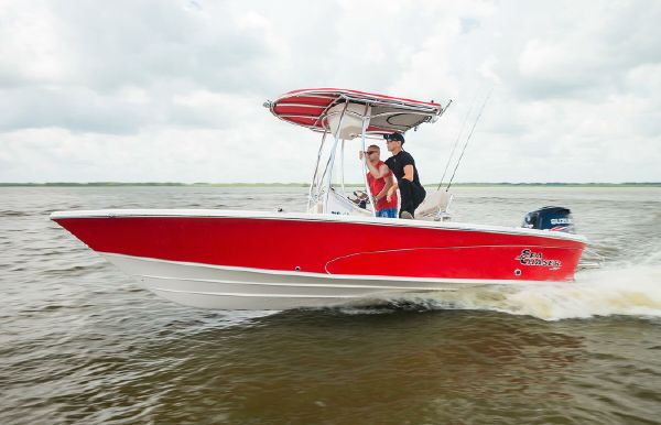 2020 Sea Chaser 21 LX