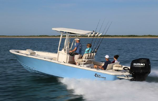 2020 Sea Chaser 23 LX