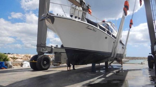 Pacific Mariner 65 SE Motoryacht