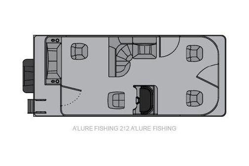 Landau A'Lure 212 Fishing image