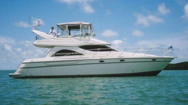 Maxum 4600 SCB port profile