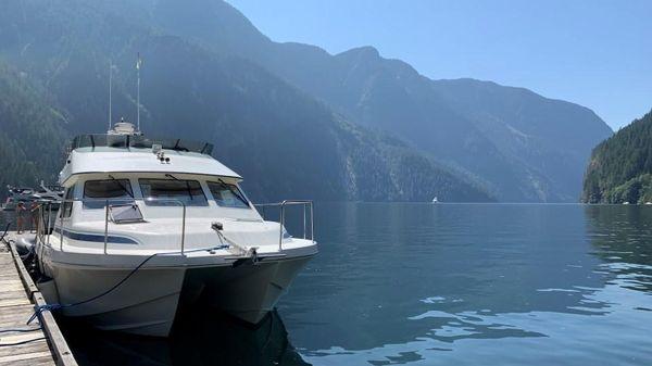 Zeta Cat Catamaran