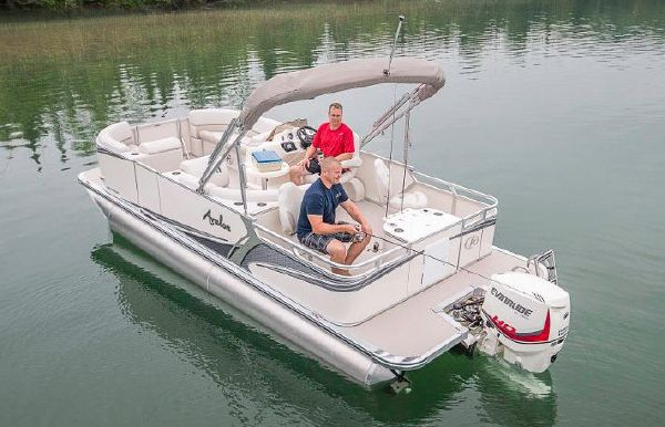 2017 Avalon LSZ Rear Fish - 22'