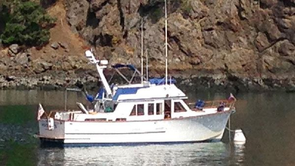 Ocean Alexander 43 Double Cabin