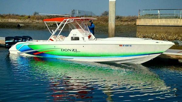 Donzi 35 ZF Daytona