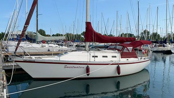 Canadian Sailcraft 33