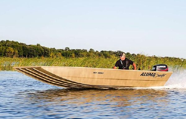 2020 Alumacraft MV 1860 AW