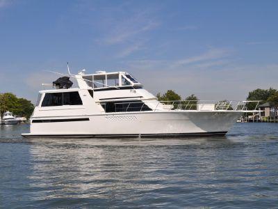 1995 Viking<span>54 Sports Yacht</span>