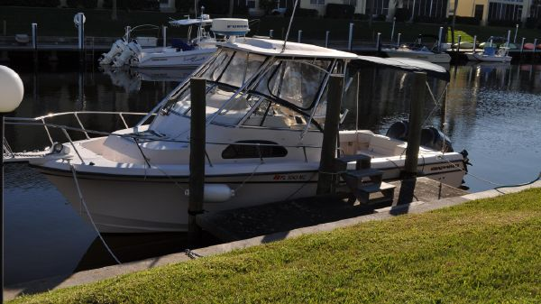 Grady-White 282 Sailish