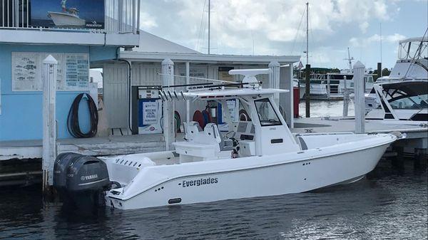 Everglades 295 CC