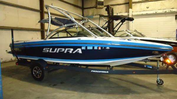 Supra Launch 20 SSV