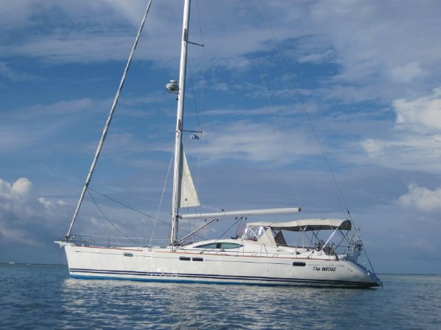 2008 Jeanneau Sun Odyssey 54 DS For Sale Massachusetts