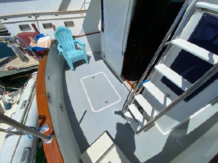 CHB 45 Sedan Trawler Europa image
