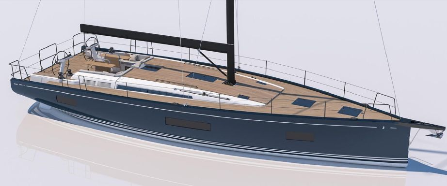 2019 Beneteau First Yacht 53